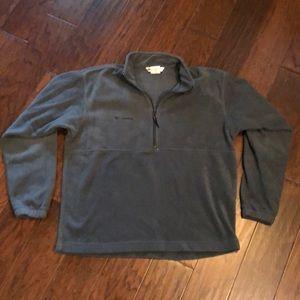 Columbia 1/4 zip fleece